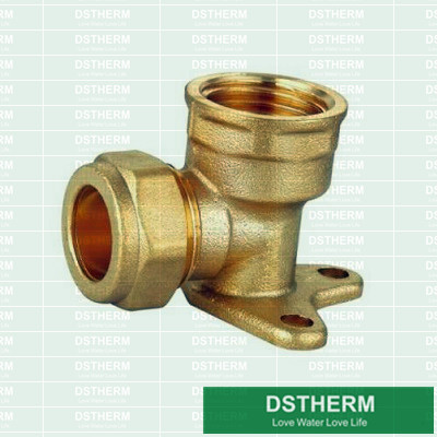 Copper Tube Compression Fitting CTCF00011 - 副本