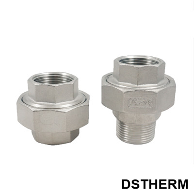 Stainless Steel Pipe Fitting Male Female Union