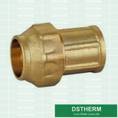 PE Tube Compression Fitting PTCF0002
