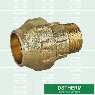 PE Tube Compression Fitting PTCF0003