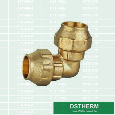 PE Tube Compression Fitting PTCF0004