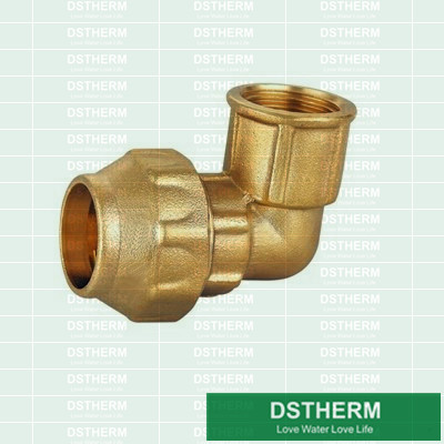 PE Tube Compression Fitting PTCF0005