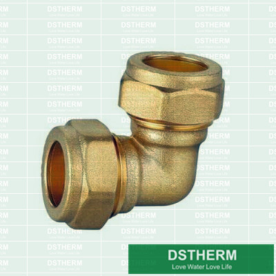 Copper Tube Compression Fitting CTCF0005
