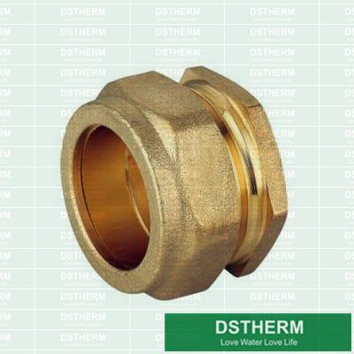 Copper Tube Compression Fitting CTCF00014